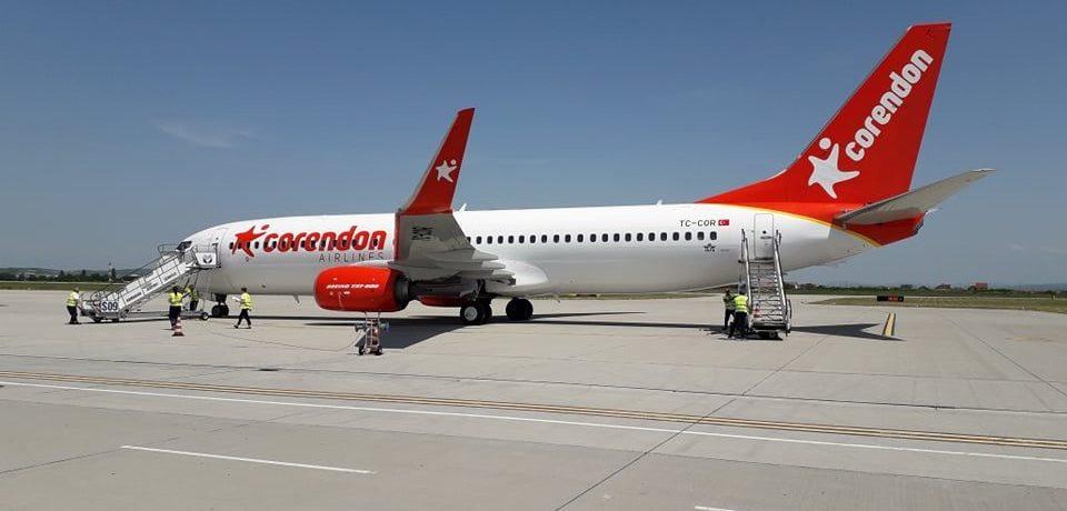 O noua cursa charter si-a luat zborul spre Antalya, de la Oradea