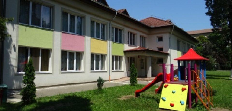 S-au finalizat lucrările de reabilitare a Grădiniței nr. 53 din Oradea