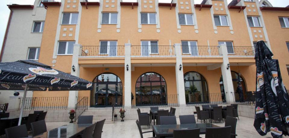 Hotel de lux din Oradea –  scos la vânzare