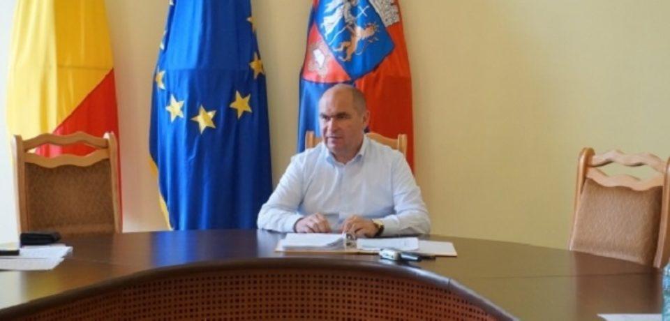 Ilie Bolojan: Proiectul drumului expres și asfaltarea străzilor adiacente acestuia, o prioritate