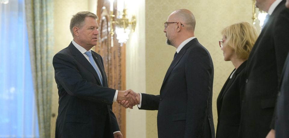 UDMR,  reprezentata de doi oradeni la consultarile cu Klaus Iohannis
