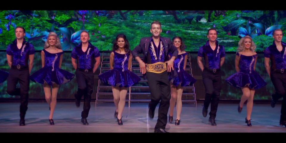 "Celebrul spectacol ""Lord of the Dance – Dangerous Games"" a fascinat publicul din Oradea"