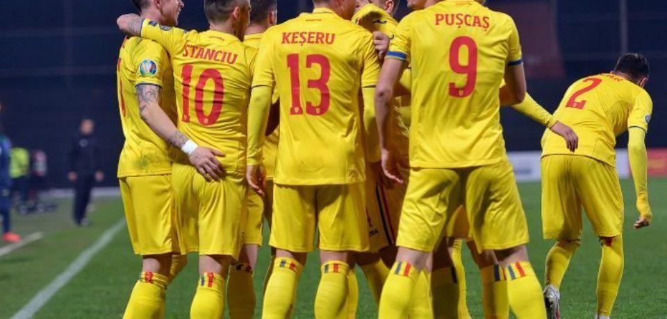 România cu doi bihoreni în lot întâlneşte Norvegia, în preliminariile Euro-2020