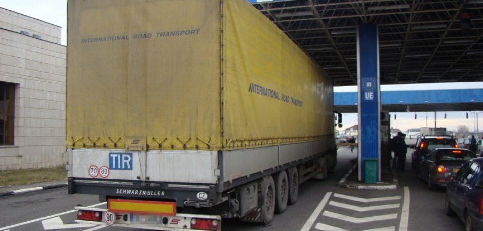 Restricţii de trafic pentru camioane în Ungaria