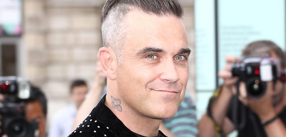 Robbie Williams revine în România. Va susține un concert la Untold 2019