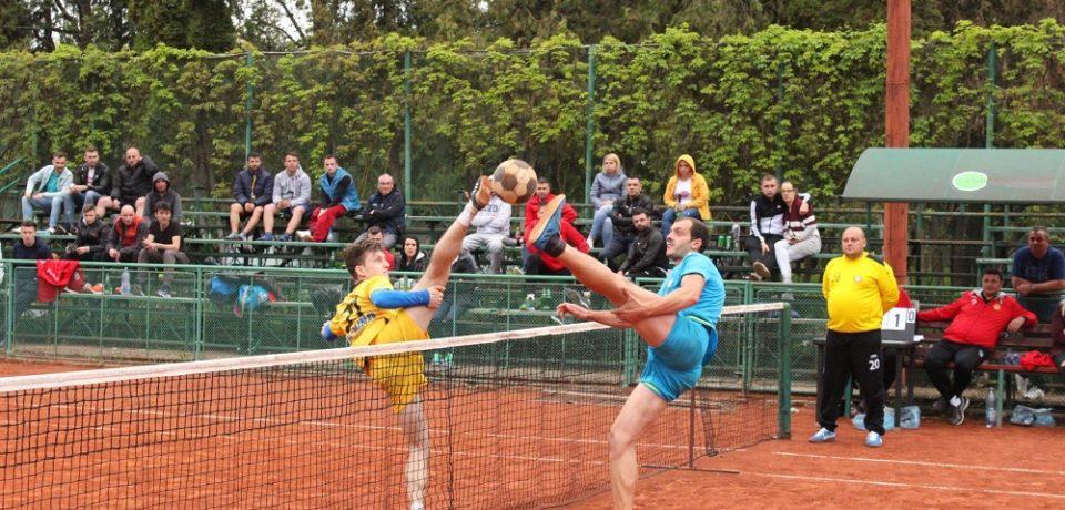 Turneu de tenis cu piciorul la baza DJST Bihor