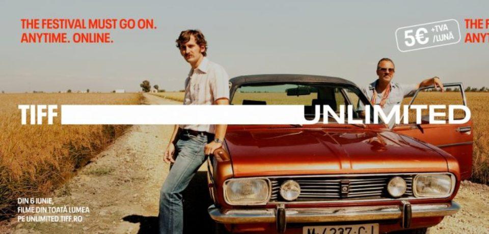 TIFF a lansat o platformă de streaming cu filme de autor, independente şi premiate