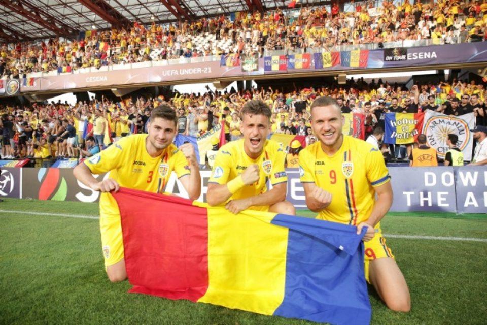 Naționala U21 a României s-a calificat în semifinalele Campionatului European de fotbal