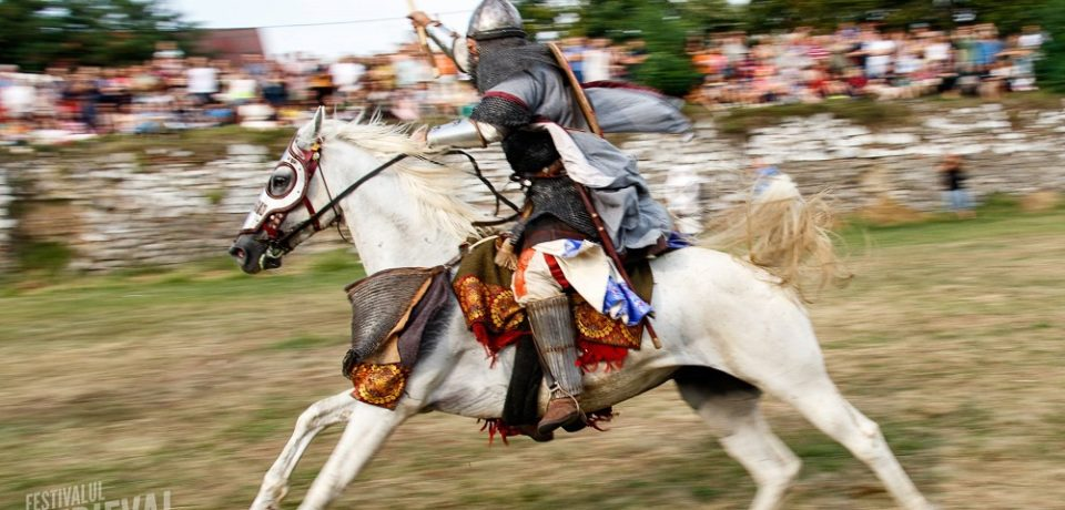 Festivalul Medieval Oradea. Programul evenimentului