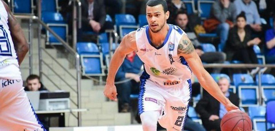 Aaron Broussard este noul jucător al CSM CSU Oradea