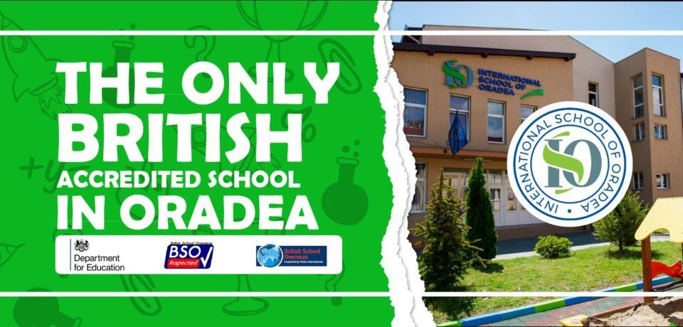 Este oficial: International School of Oradea devine 100% acreditată