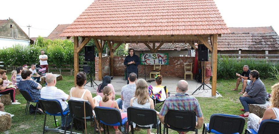 Finalul saptamanii trecute a fost plin de evenimente pentru Cultura in Miscare