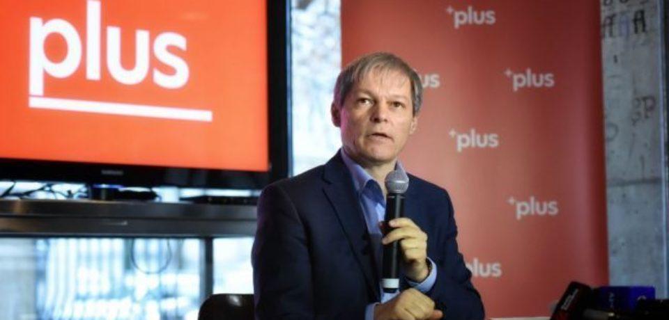 Dacian Ciolos, liderul PLUS si presedinte al grupului Renew Europe, vine la Oradea