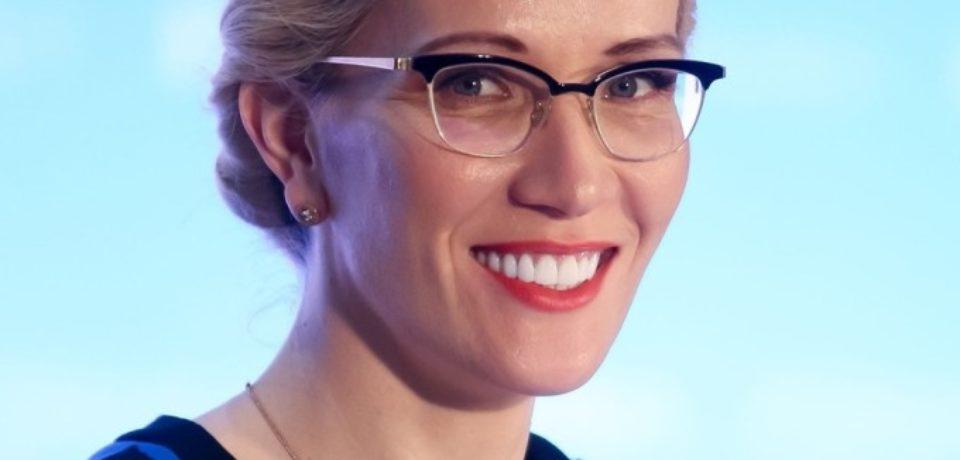 Ramona Ioana Bruynseels şi-a lansat candidatura la Preşedinţie