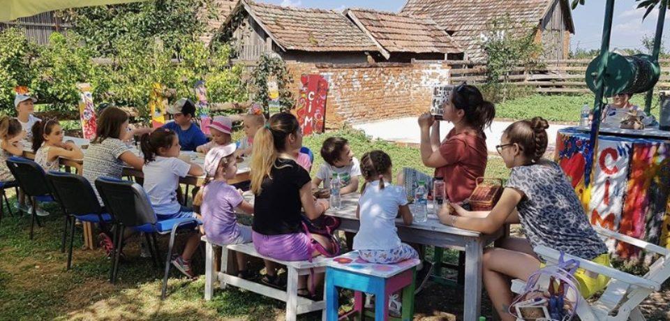 Cultura in Miscare a pregatit doua evenimente in luna iulie