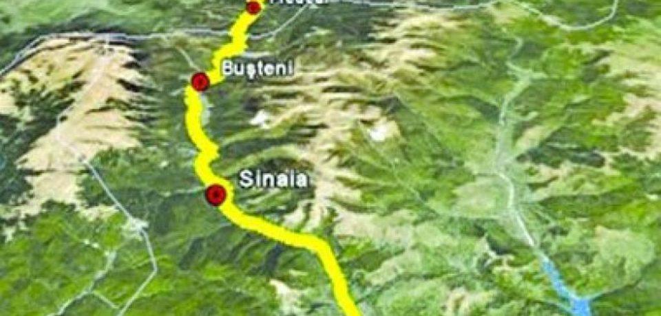 Guvernul renunță la construcția autostrăzii Comarnic – Brașov în parteneriat public-privat