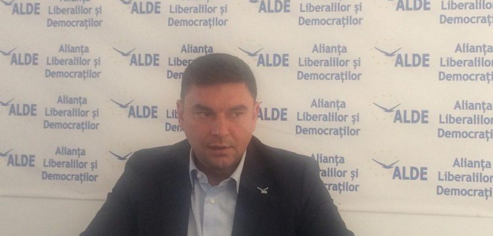 Biroul politic teritorial ALDE Bihor a fost dizolvat. Unul nou va fi refăcut până la finalul lunii