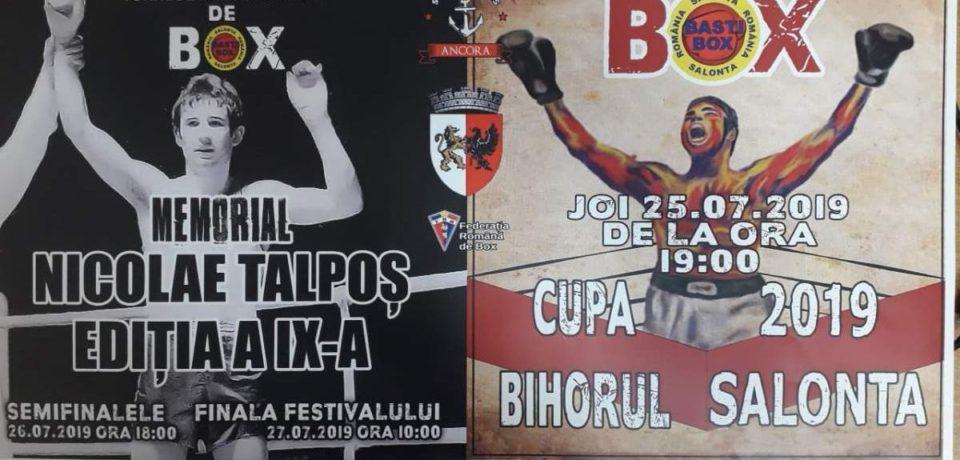 150 de pugilişti din patru ţări, la Festival de box de la Salonta. Video