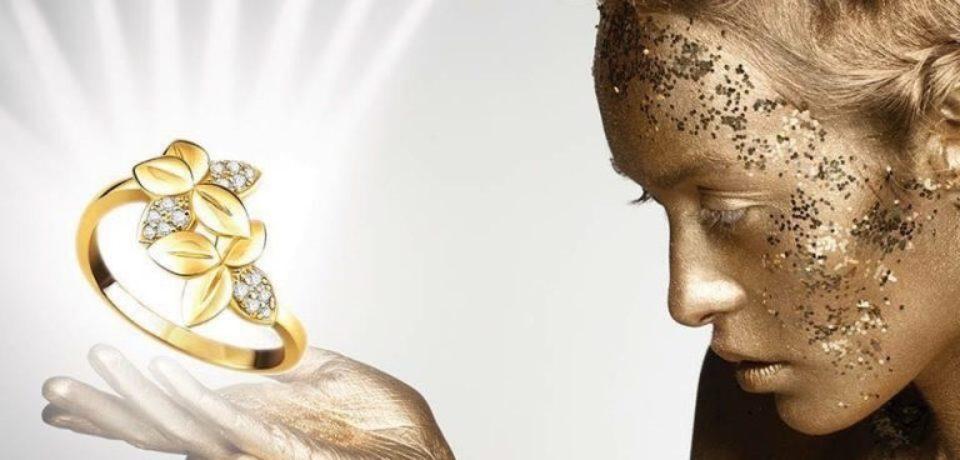 O bijuterie din Oradea foloseste cea mai avansata tehnologie pentru a produce podoabe din aur. VIDEO