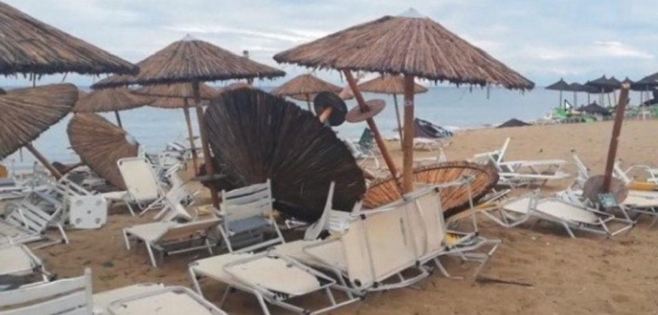 Atenţionare de călătorie transmisă de MAE: Cod roşu de furtuni şi ploi torenţiale, în zona Salonic