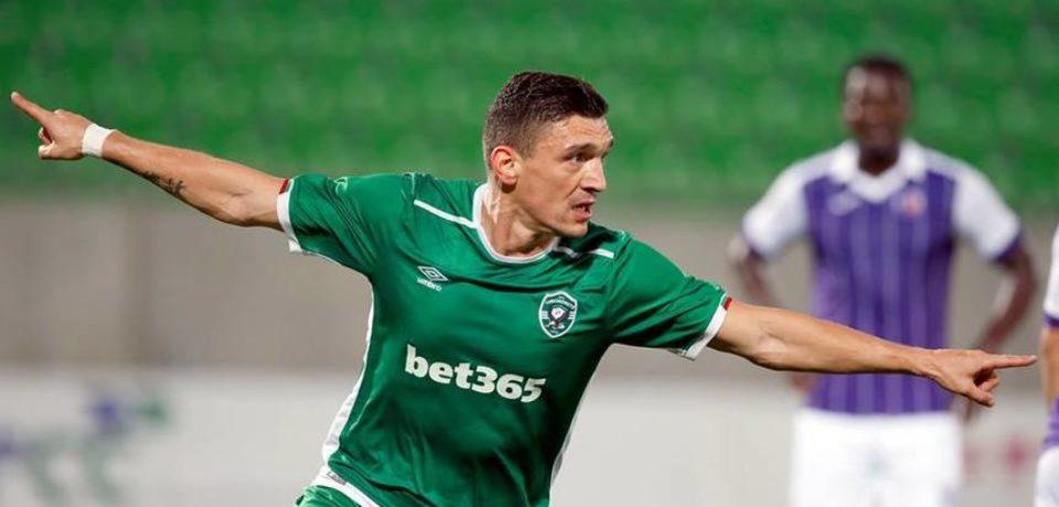 Keşeru a marcat două goluri pentru Ludogoreţ în campionatl Bulgariei
