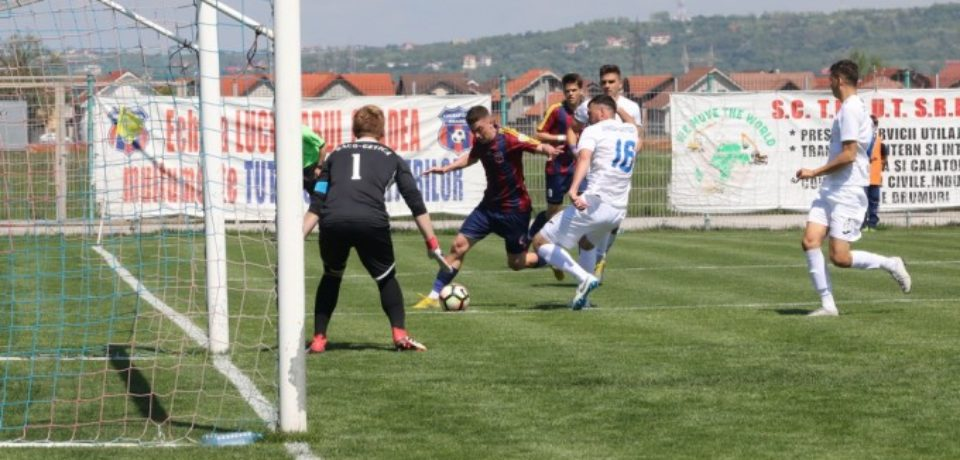 După 22 de ani, Bihorul rămâne fără echipă de fotbal în Liga a II-a