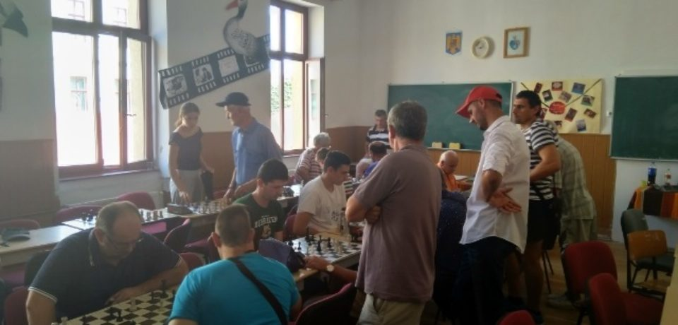 """Memorialul """"Mihai Şuta"""" la șah rapid și-a desemnat câștigătorii"""