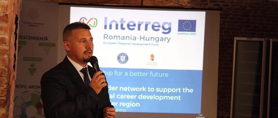 AJOFM Bihor, singura institutie de profil din Romania care a obtinut finantare in cadrul INTERREG