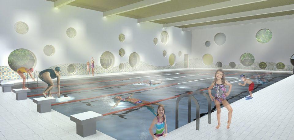 Alte două bazine didactice de înot în județul Bihor, la Beiuș și Salonta