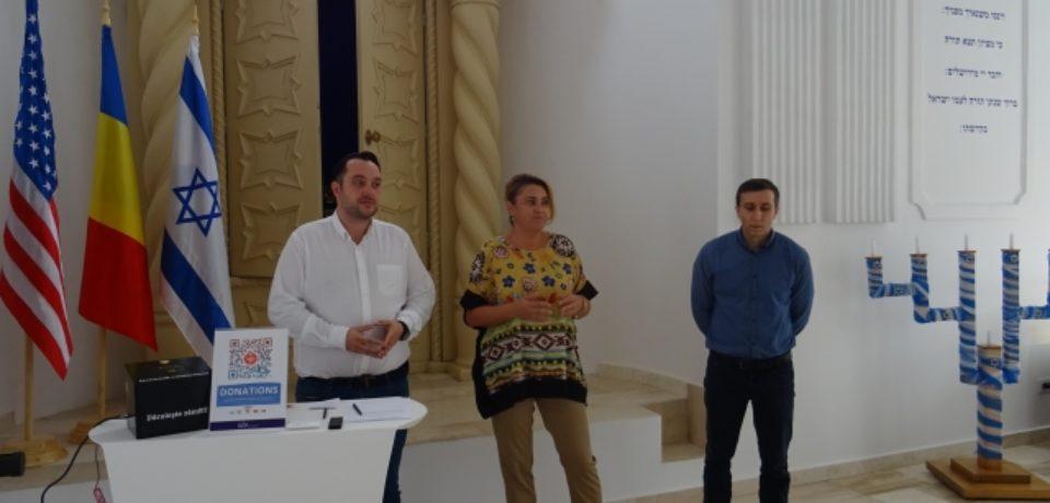 Premiera in Romania: turistii care viziteaza obiectivele din Oradea vor putea sa plateasca cu carduri American Express sau sa doneze bani pe baza unui cod QR