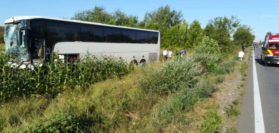 Accidentul din Uileacu de Cris. Precizarile ISU Crisana