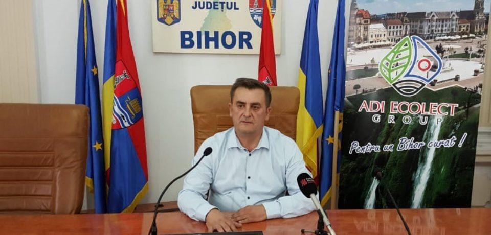 Sistemul de management al deșeurilor din Bihor ar putea fi operațional în 2020