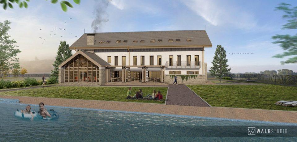 ADD Bihor așteaptă ofertele pentru proiectarea și execuția Complexului Sportiv de la Pădurea Neagră