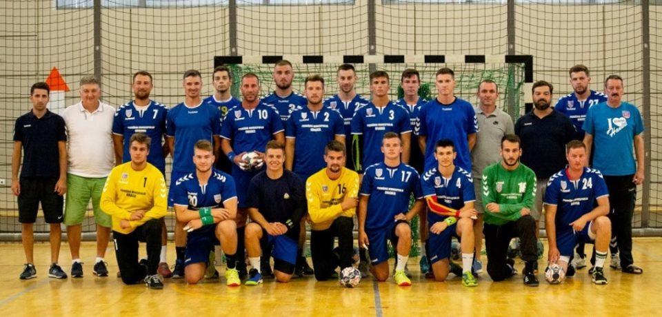 Handbalistii oradeni au participat la Cupa Cetății de la Sighișoara
