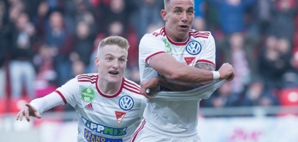 Un fotbalist nascut in Oradea ar putea primi trofeul pentru cel mai frumos gol al anului. VIDEO