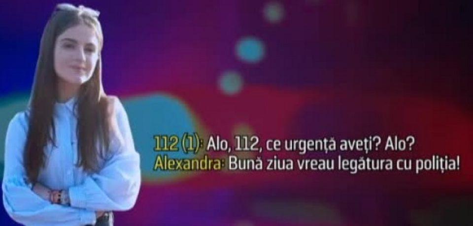 """""""Sunt doar centraliști cei de la 112"""". Reacții după publicarea convorbirilor Alexandrei"""