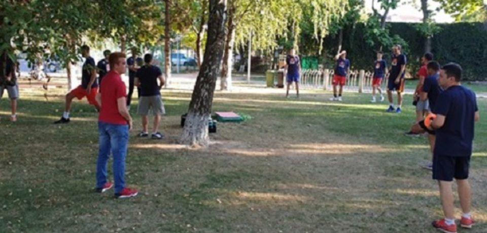 Echipa de baschet CSM CSU Oradea s-a reunit în vederea pregătirilor pentru viitorul sezon