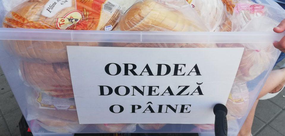 Din nou, Oradea donează o pâine. Cand si unde se va desfasura campania umanitara