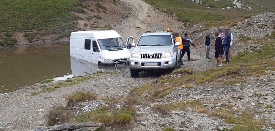 Transalpina se închide în zilele de 10 şi 11 august, pe un sector de drum de 2 kilometri