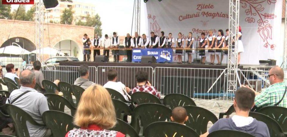 Buget generos pentru trei evenimente culturale dedicate comunităţii maghiare din Oradea