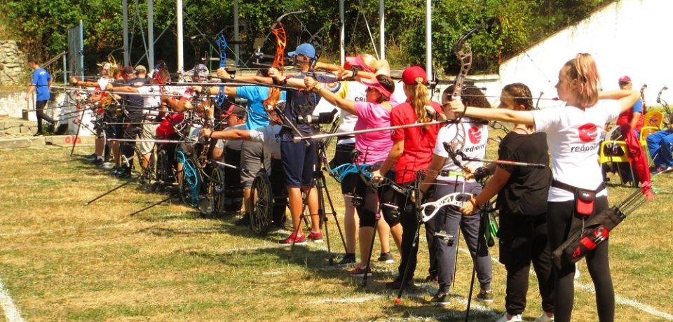 Rezultate foarte bune la primul concurs oficial pentru sportivii Redpoint Oradea