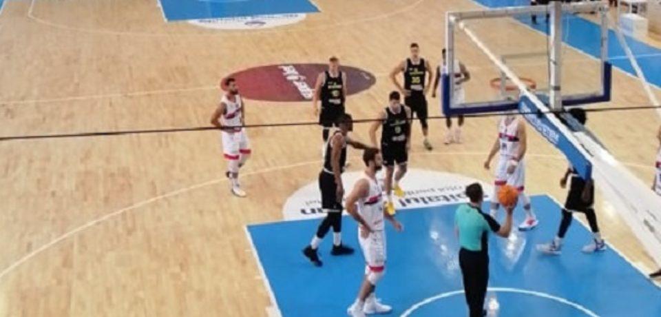 CSM Oradea a ratat calificarea în turul 2 al Basketball Champions League. Va continua în FIBA Europe Cup