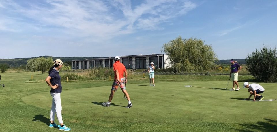 A treia ediție a Cupei UAMT Golf Cup, la King's Land Country Club din Ineu
