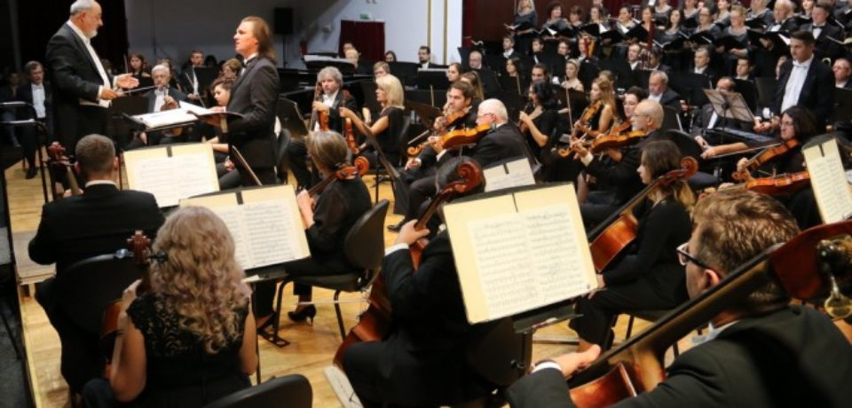 Concert vocal-simfonic de excepție, în debutul noii stagiuni a Filarmonicii din Oradea