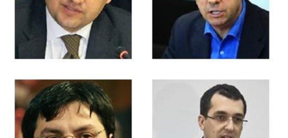 4 foști miniștri ai Sănătății acuzați de abuz în serviciu într-o plângere depusă la DNA. Unul e din Bihor