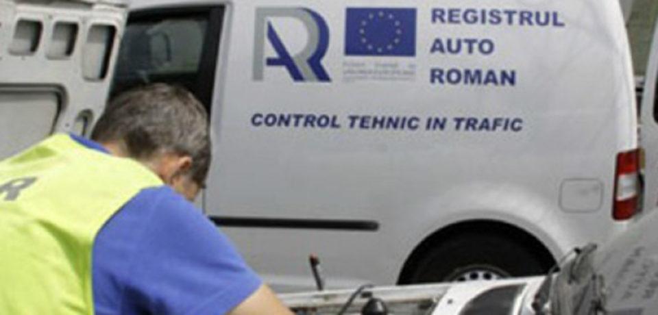 Conform RAR, 21 de mașini din Bihor prezentau pericol iminent de accident